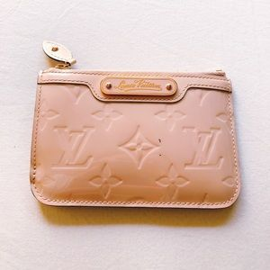 ✨Louis Vuitton Vernis key pouch ✨💕